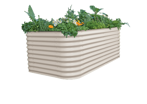 Merino large raised garden bed