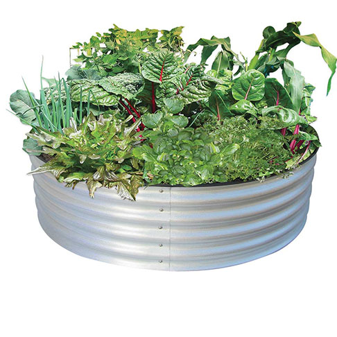 circular raised garden bed - birdies garden productsbirdies garden, Garten ideen