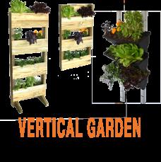 Vertical Garden Range